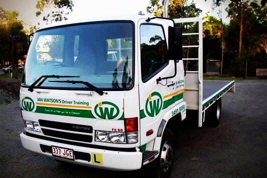 Get your MR licence fast in Queensland Qld at Ian Watson's