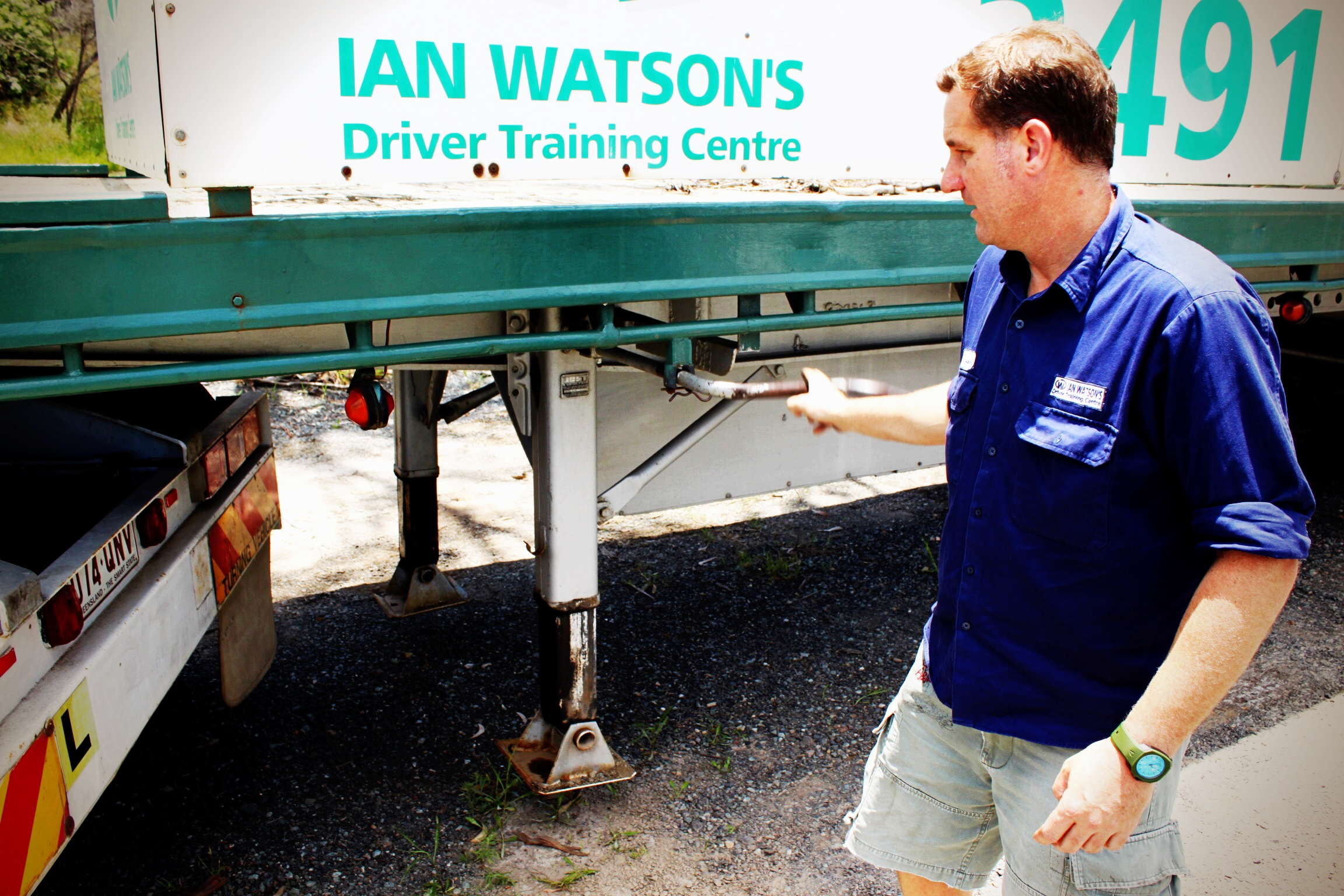 Get your HC licence quickly at IAN WATSON'S