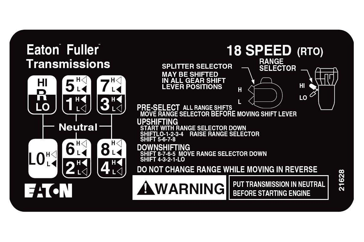 Array - what exactly is a roadranger gearbox    ian watson u0027s driving      rh   ianwatsonsdrivingschool com