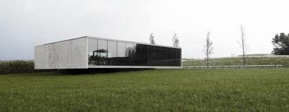 memorial tyne cot (zonnebeke) arch: govaert & vanhoutte