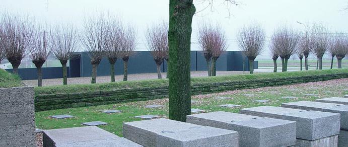 deutscher friedhofpassendale  arch govaert & vanhoutte