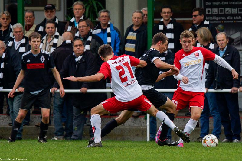 Jonas Gast (lnks.) und Patrick Rödling (rechts) - (c) Sportfoto EMANUEL