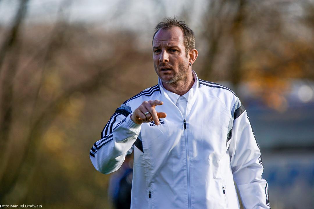 Friedrichstals neuer Cheftrainer Andreas Augenstein