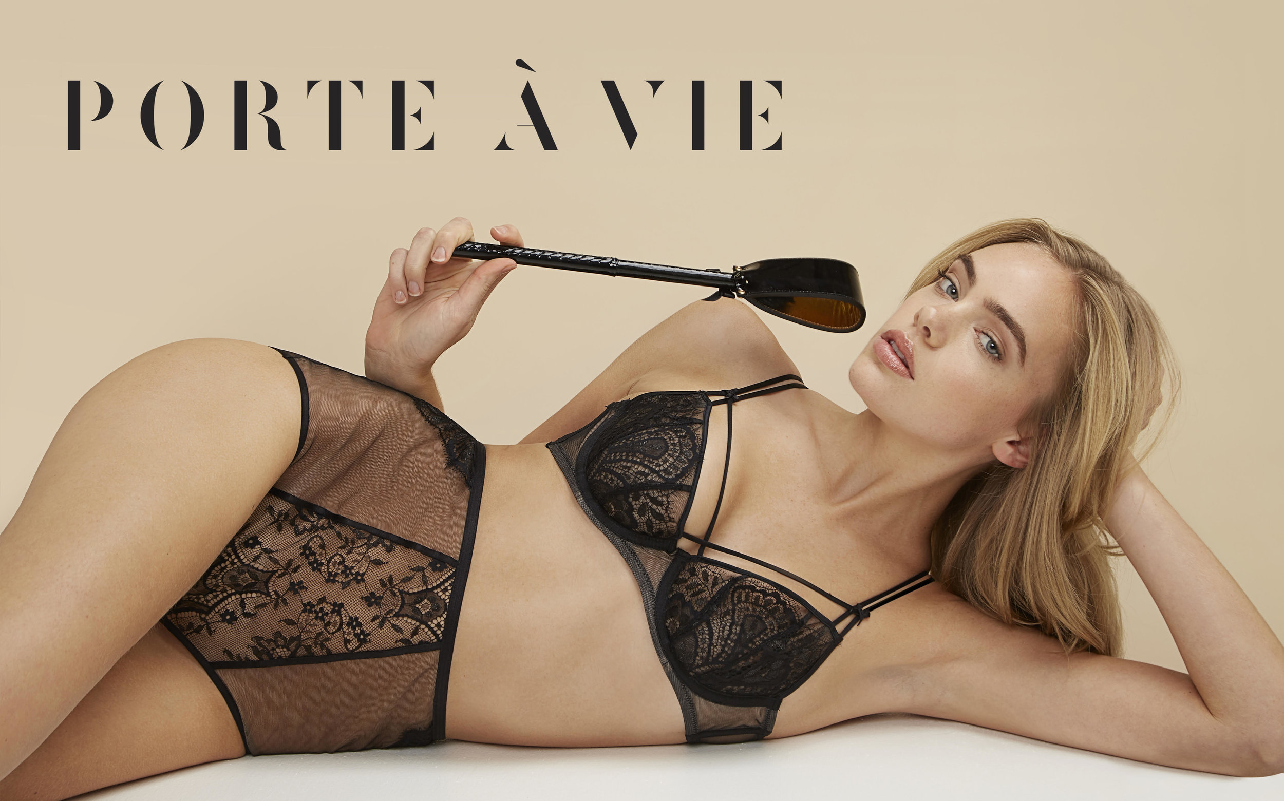 Find beautiful lingerie brands at    porteavie.com