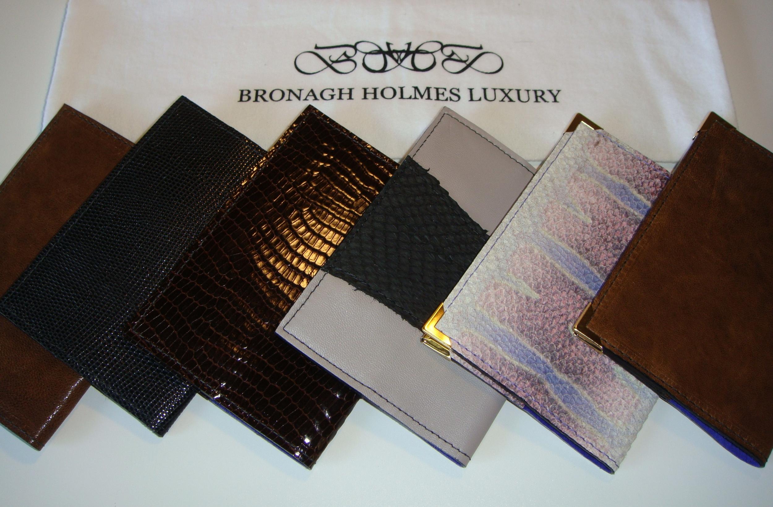 Bronagh Holmes Luxury - Aura - Passport Cover - Various