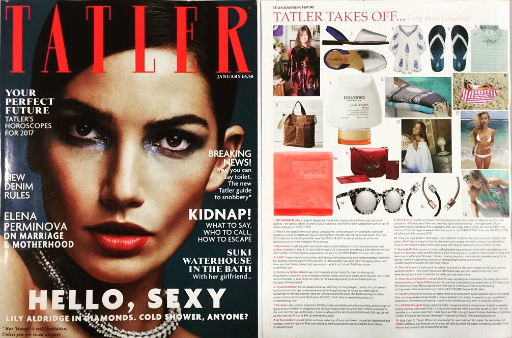 Tatler - Jan 2016 - Cover & Feature page.jpeg