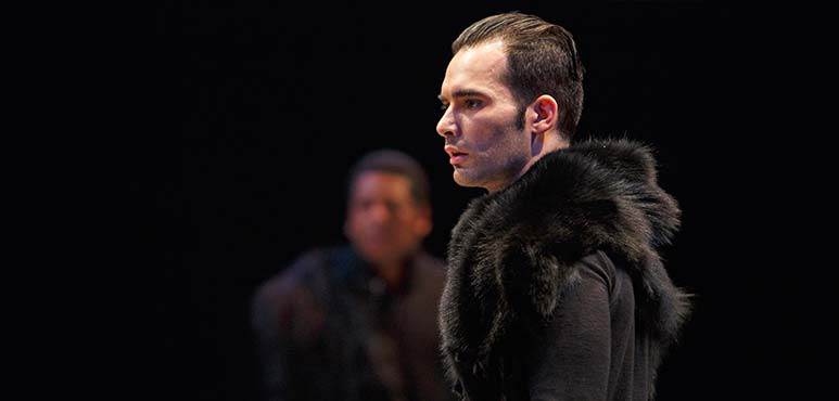 Johnathan Sousa as Hotspur in Breath of Kings: Rebellion