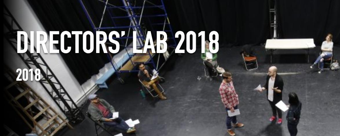 Weyni Mengesha 2018 Directors Lab
