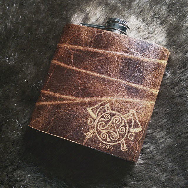 Warrior Flask