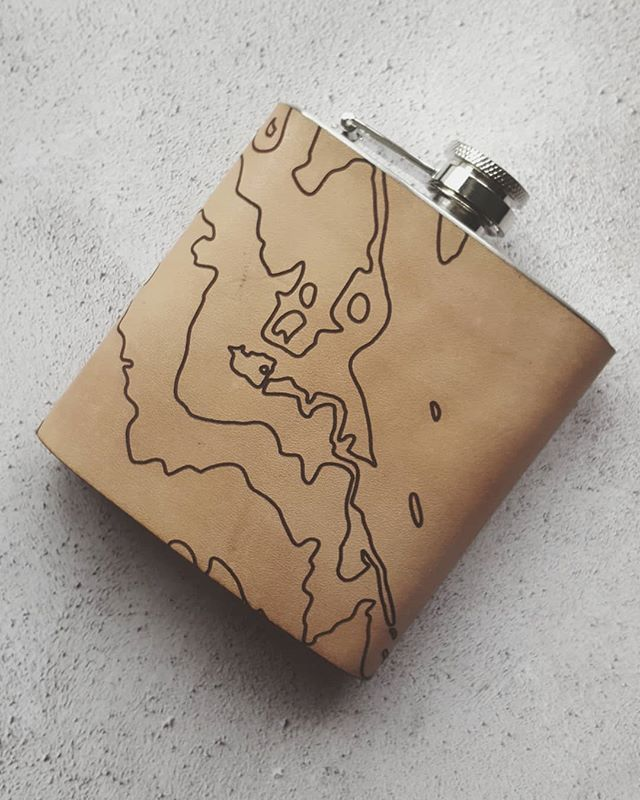 So many topographic wonders to draw up - lovely to see the variety of places that mean so much to you! If you could pick a favourite place, where would it be?