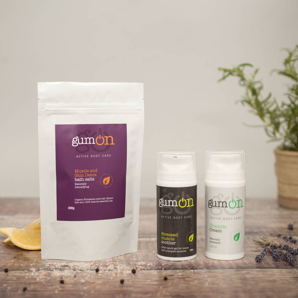 Cyclist Recovery Kit by GumOn