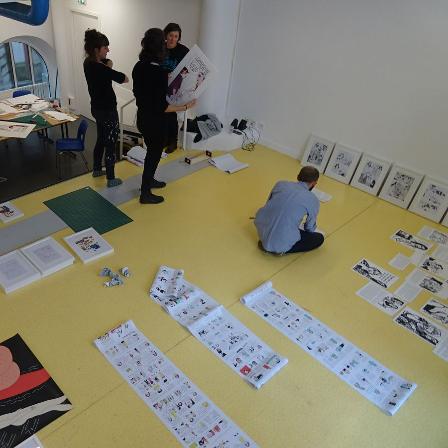 Images from Maison Fumetti