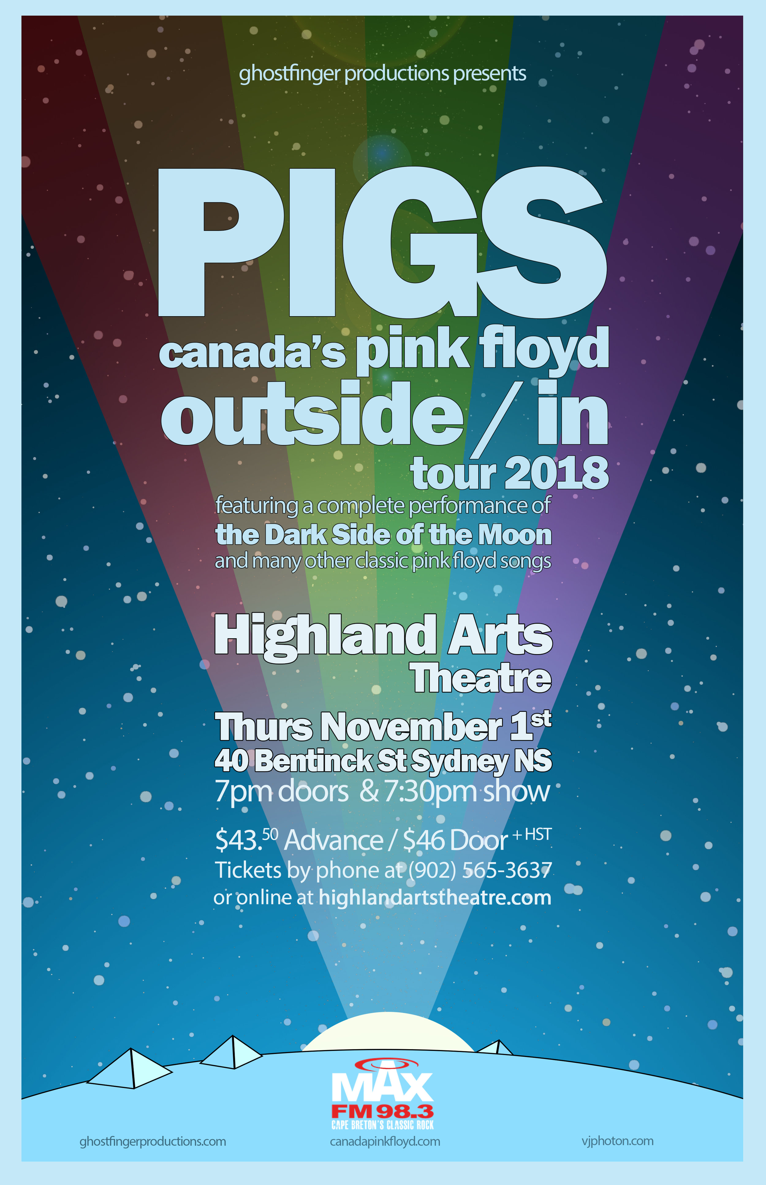 PIGS Outside In Sydney.jpg