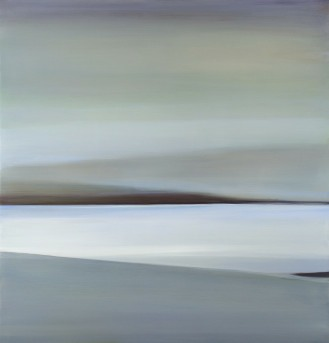 Lambent I, 2011, Oil on Canvas, 48 x 50