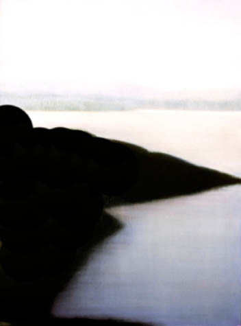 Cape Conner , Oil on Canvas, 2007, 48 x 36, sold