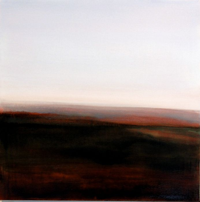 Balloon Flight I, 2008, Oil on Canvas, 20 x 20