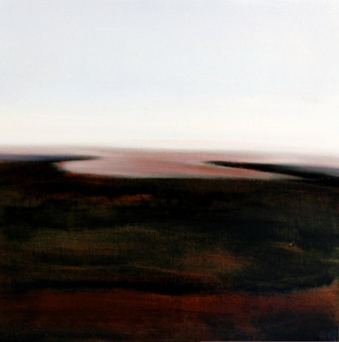 Balloon Flight III, 2008, Oil on Canvas, 20 x 20