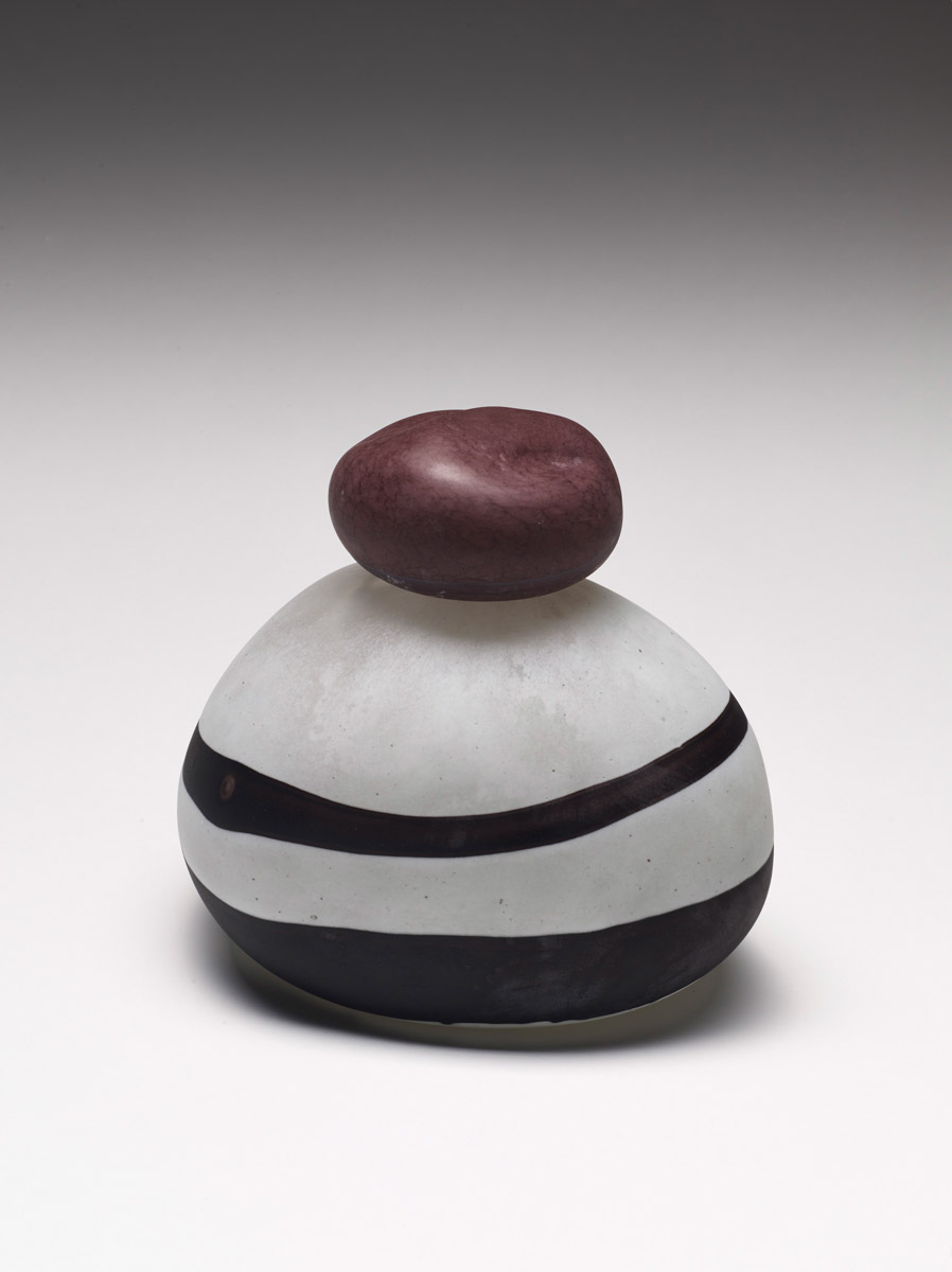 Cairn IV, 2014, Blown Glass, 5.5 x 5