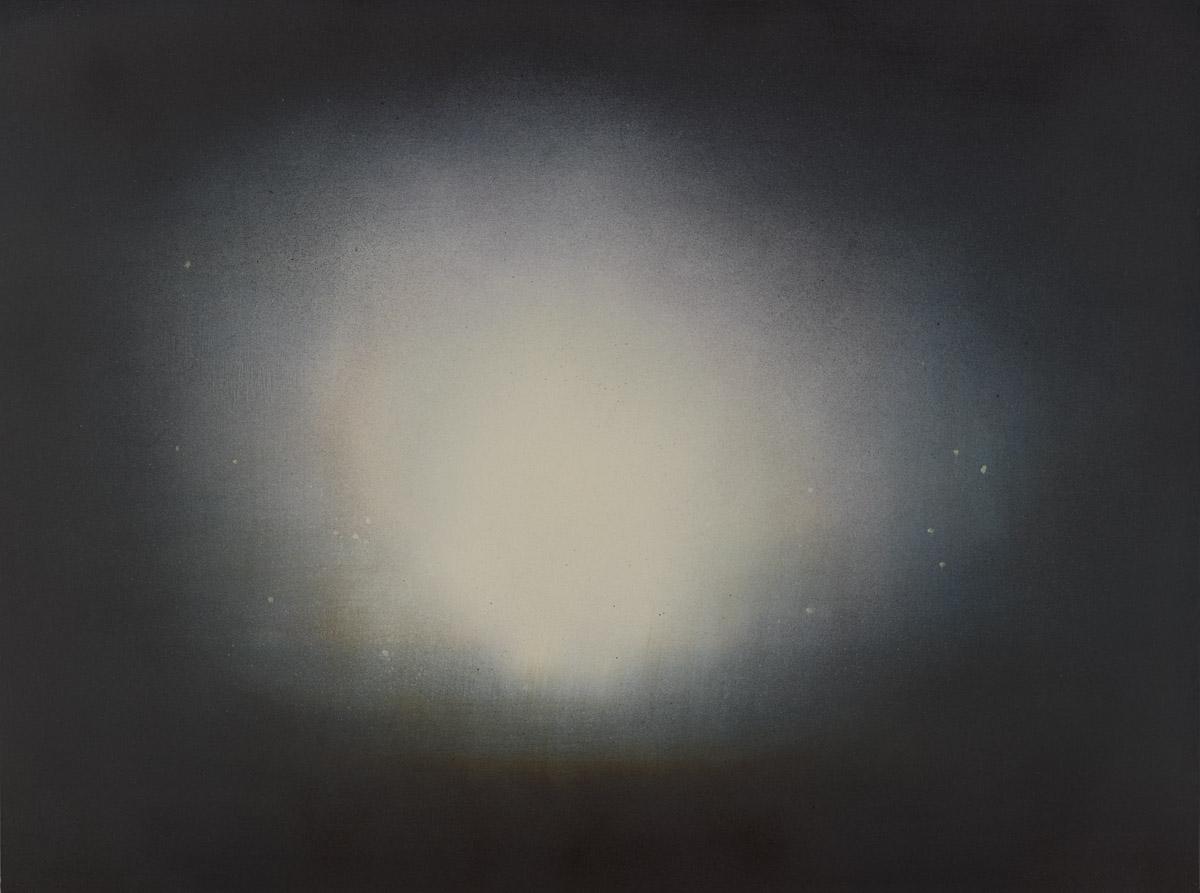 Portal V, 2015, Oil on Panel, 18 x 24