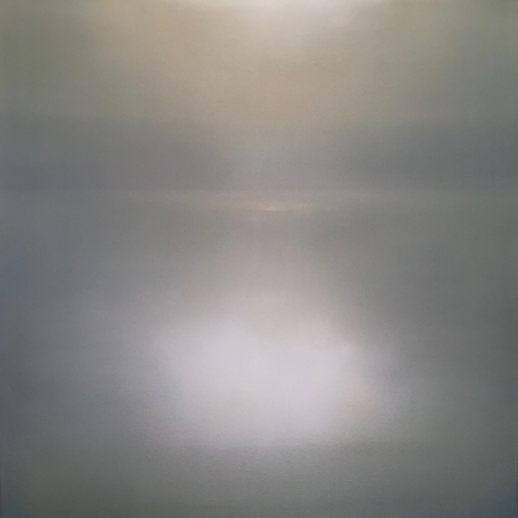 Light V, 2017, Oil on Canvas, 36 x 36
