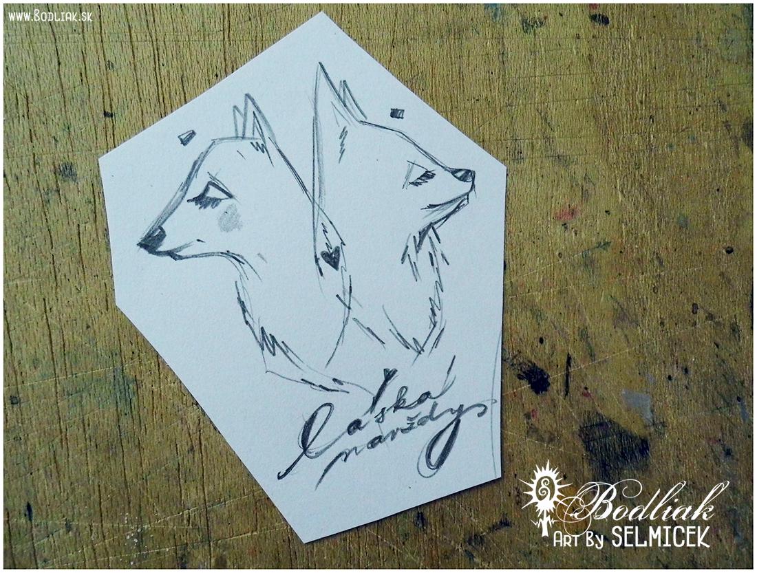 Láska navždy   autor: Selmicek  10cm x 8cm ... cena za tetovanie v danej veľkosti 45,- eur