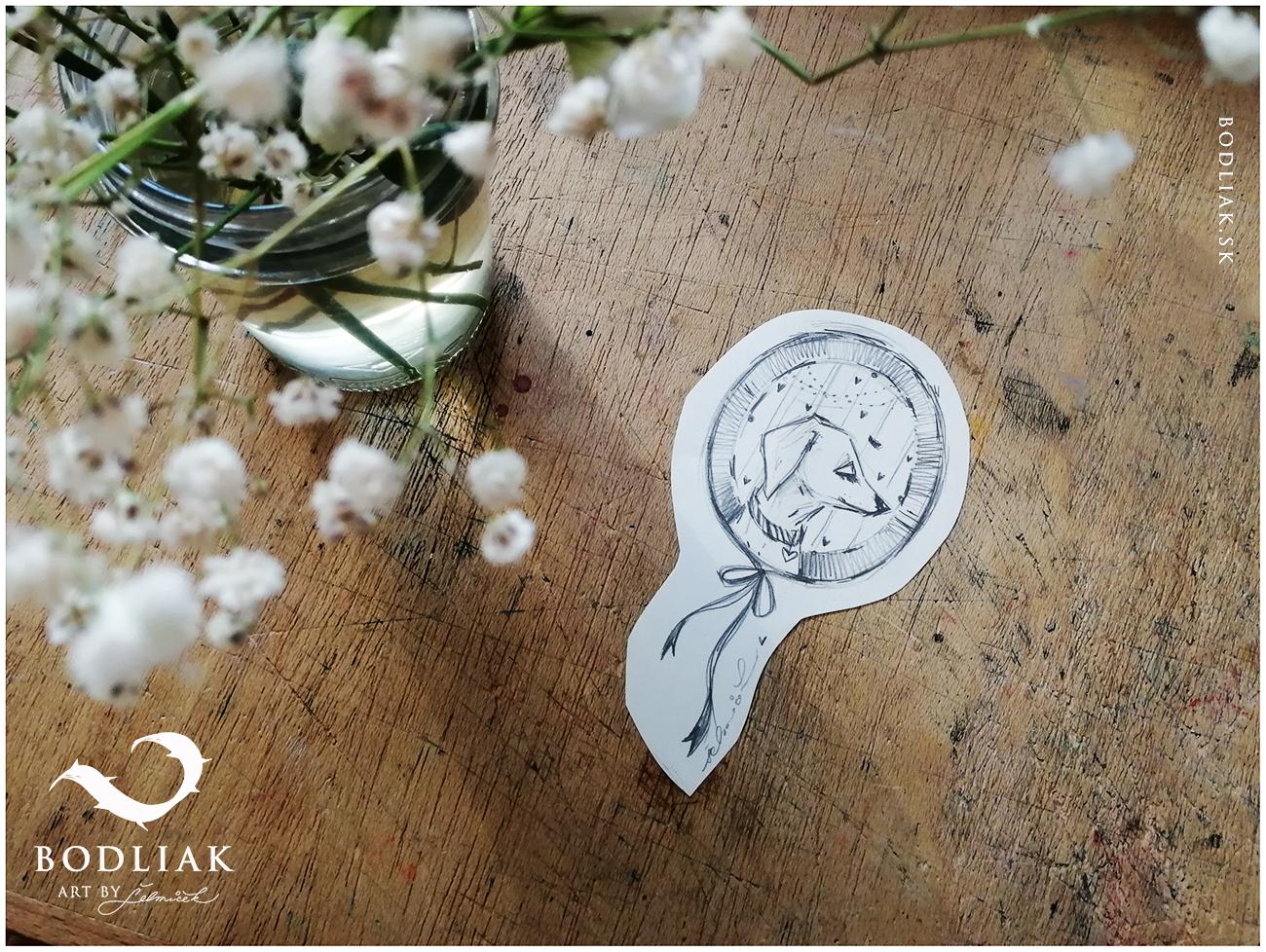 Papuľka havacia   autor: Lenka Šelmiček