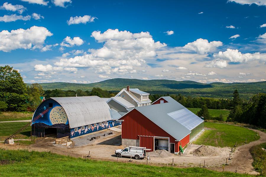 Photo courtesy of Jasper Hill Farm