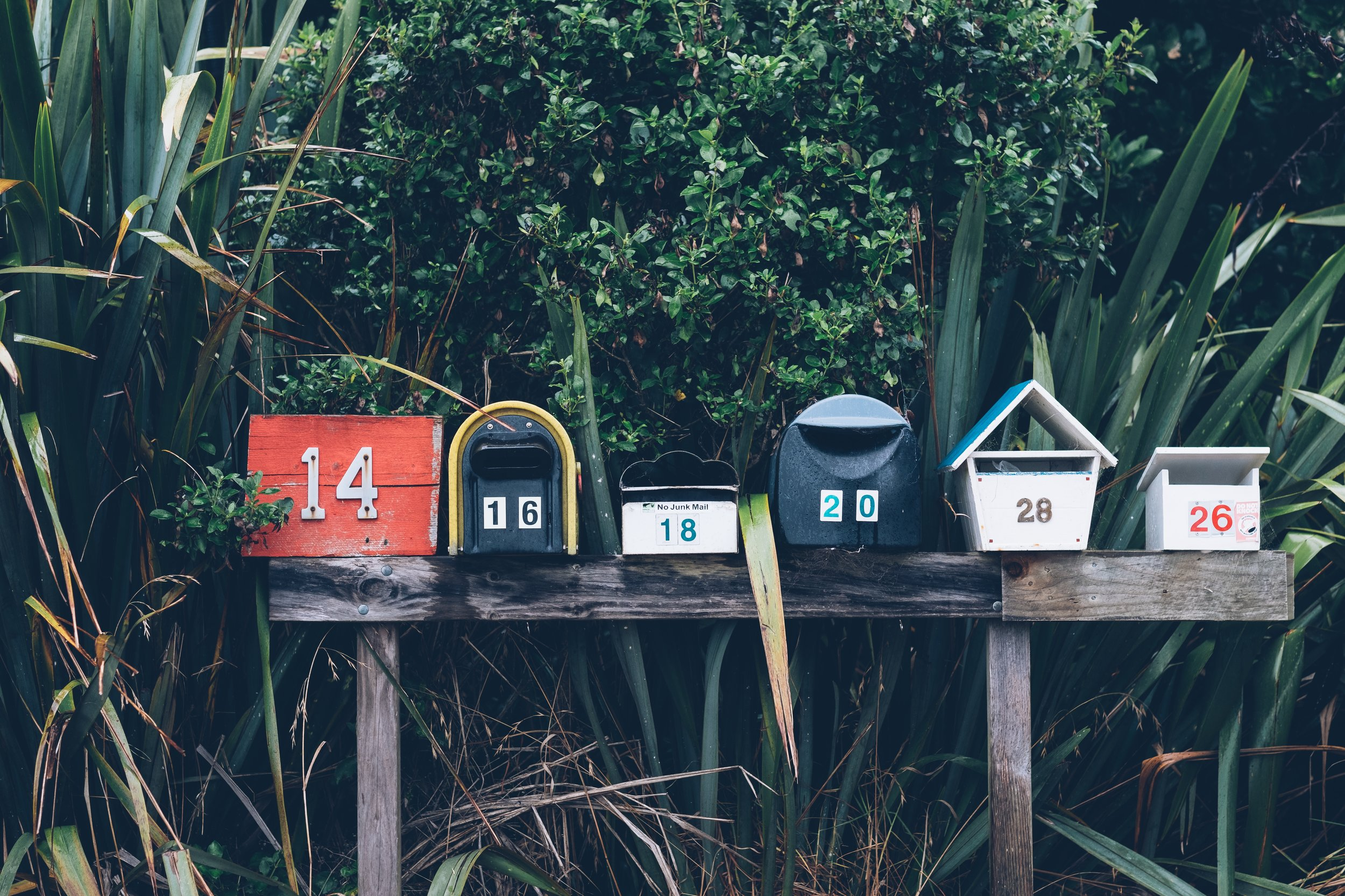 Create an e-mail newsletter that appeals to your unique audience's interests and they'll be happy to get your newsletter in their inboxes. (Photo credit: Mathyas Kurmann via Unsplash)