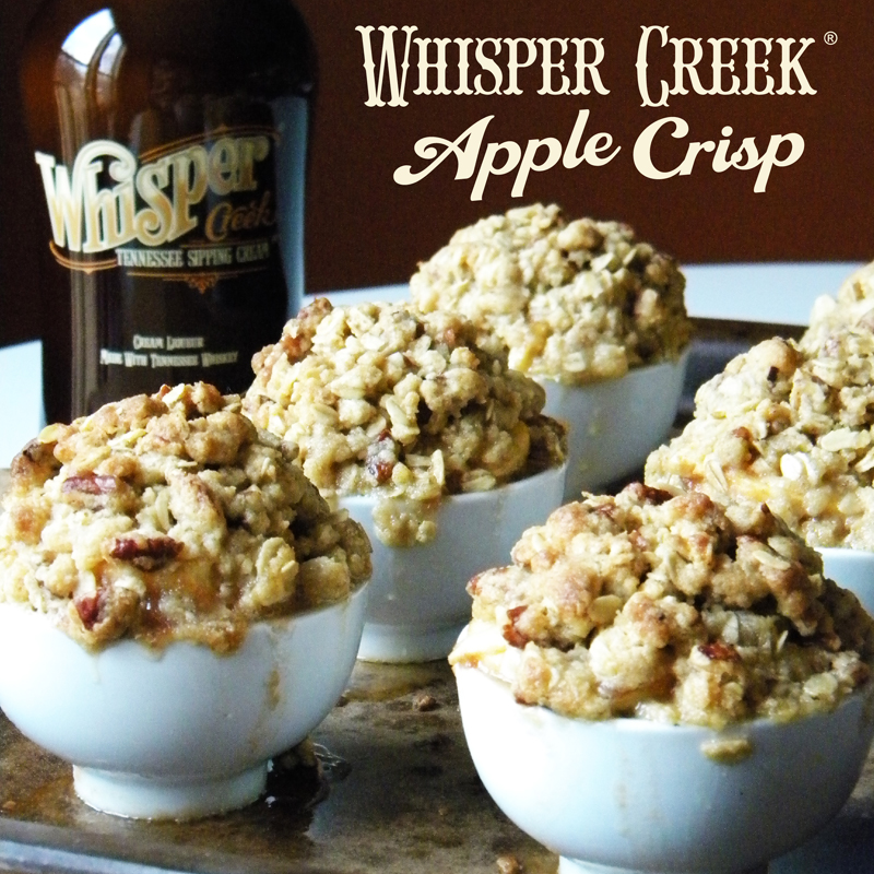 Whisper Creek Apple Crisp Recipe