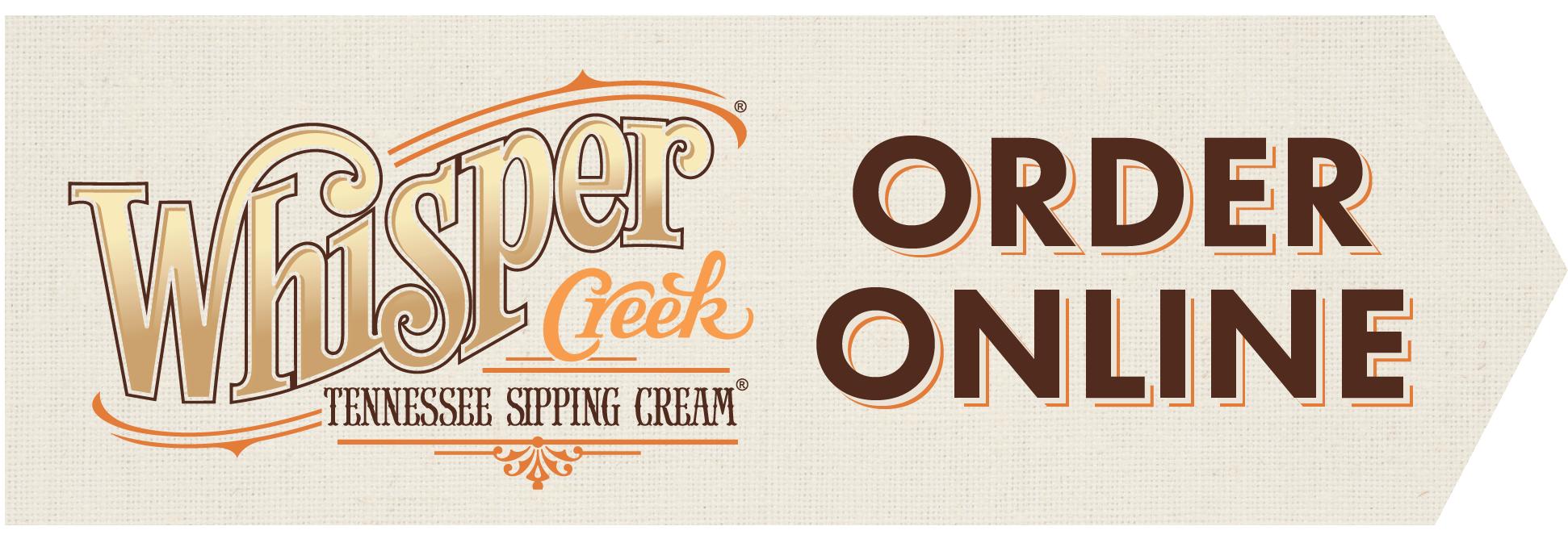 Order Whisper Creek Online