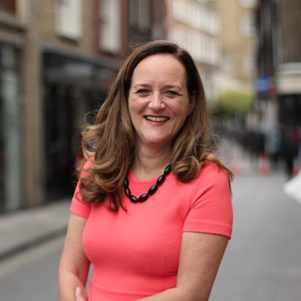 Nicolette. Strategy Director.