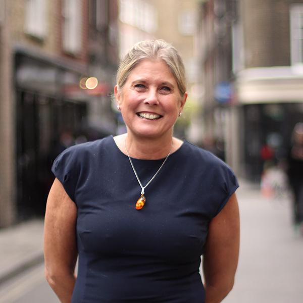 Liz. Associate Director.
