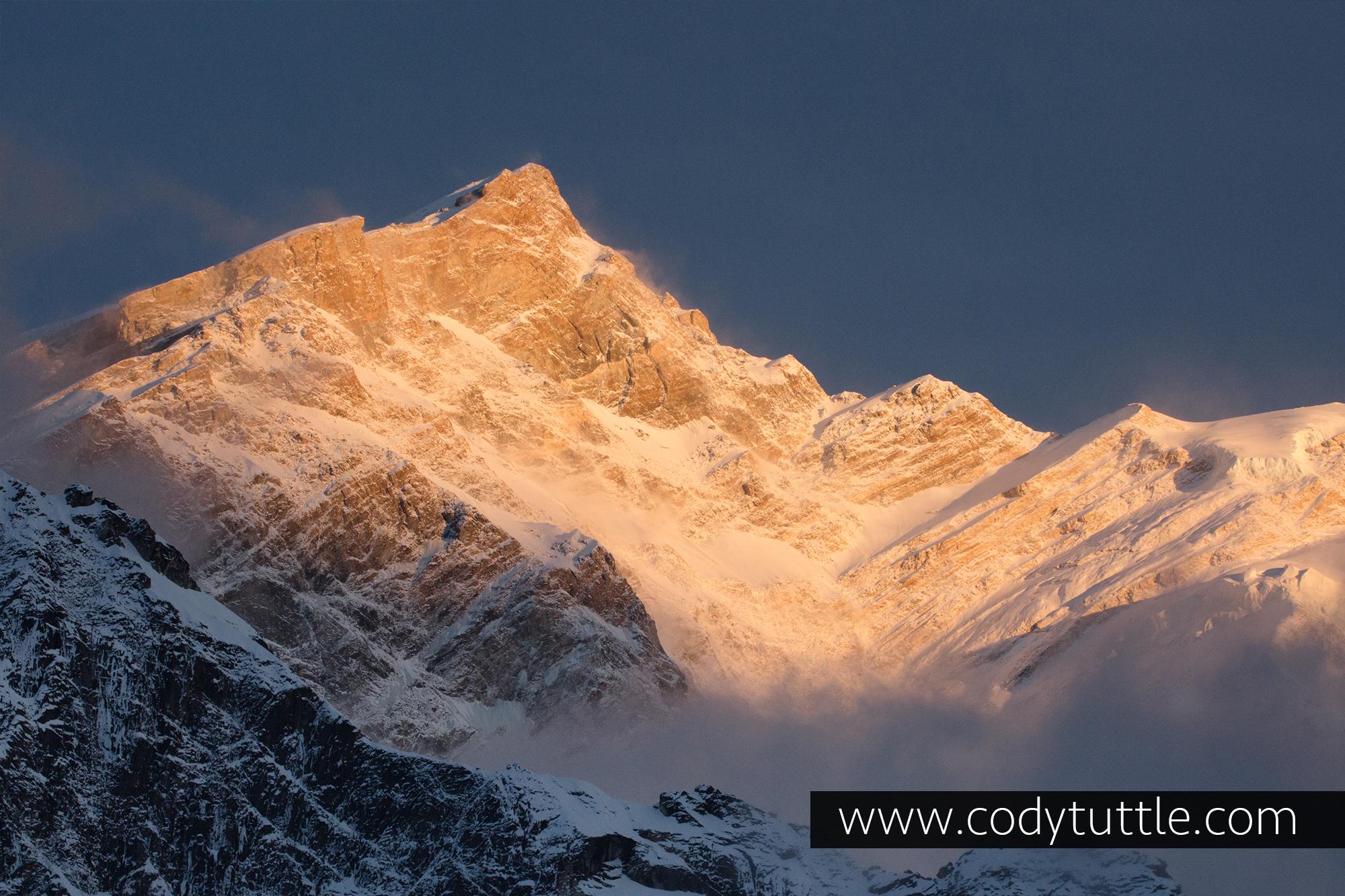 Annapurna I North Face 26,545 ft Nepal