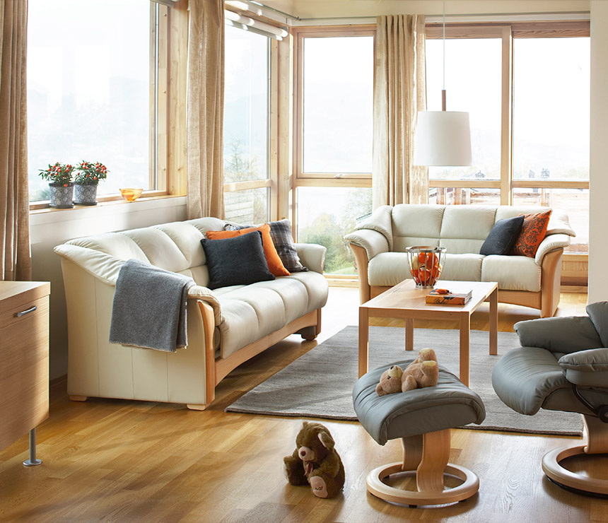 Click to View Ekornes Collection Sofas