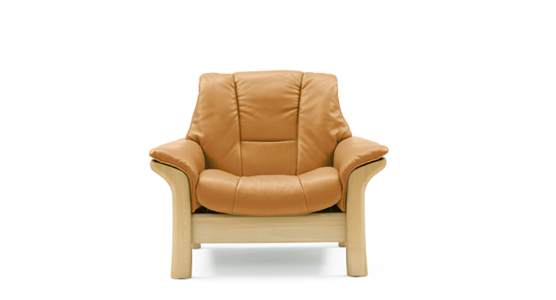 Buchingham Lowback   1 Seater