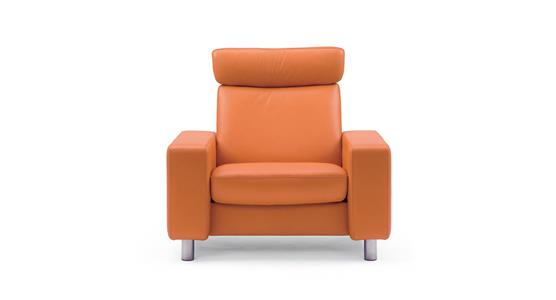 Space Large Highback   1 Seater