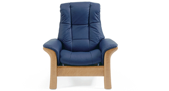 Windsor Highback   1 Seater
