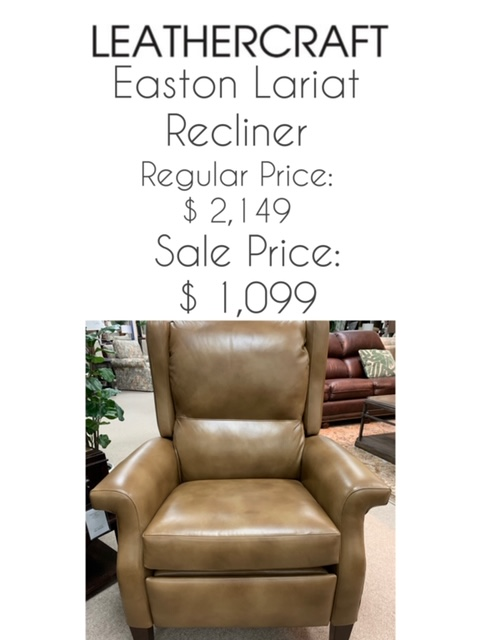 LeatherCraft Easton Lariat Recliner.JPG