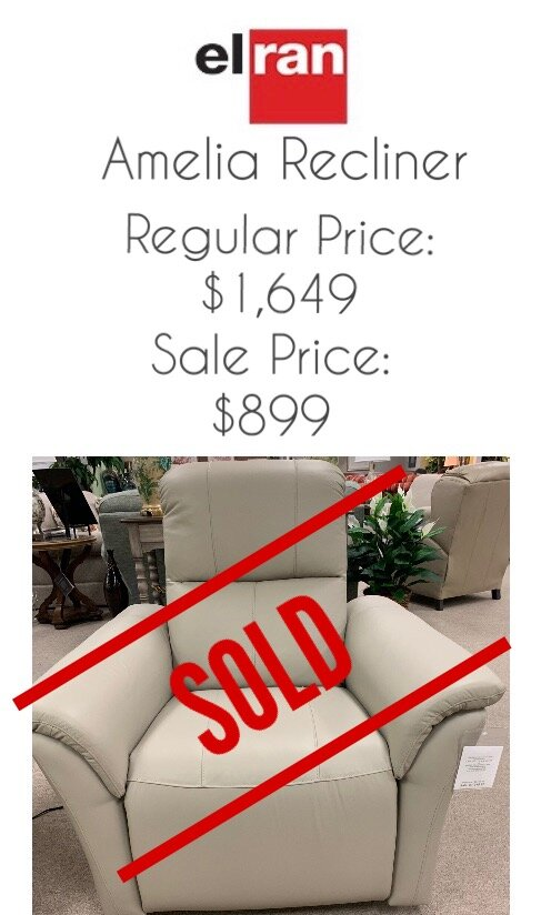 Elran Recliner Sold!.JPG