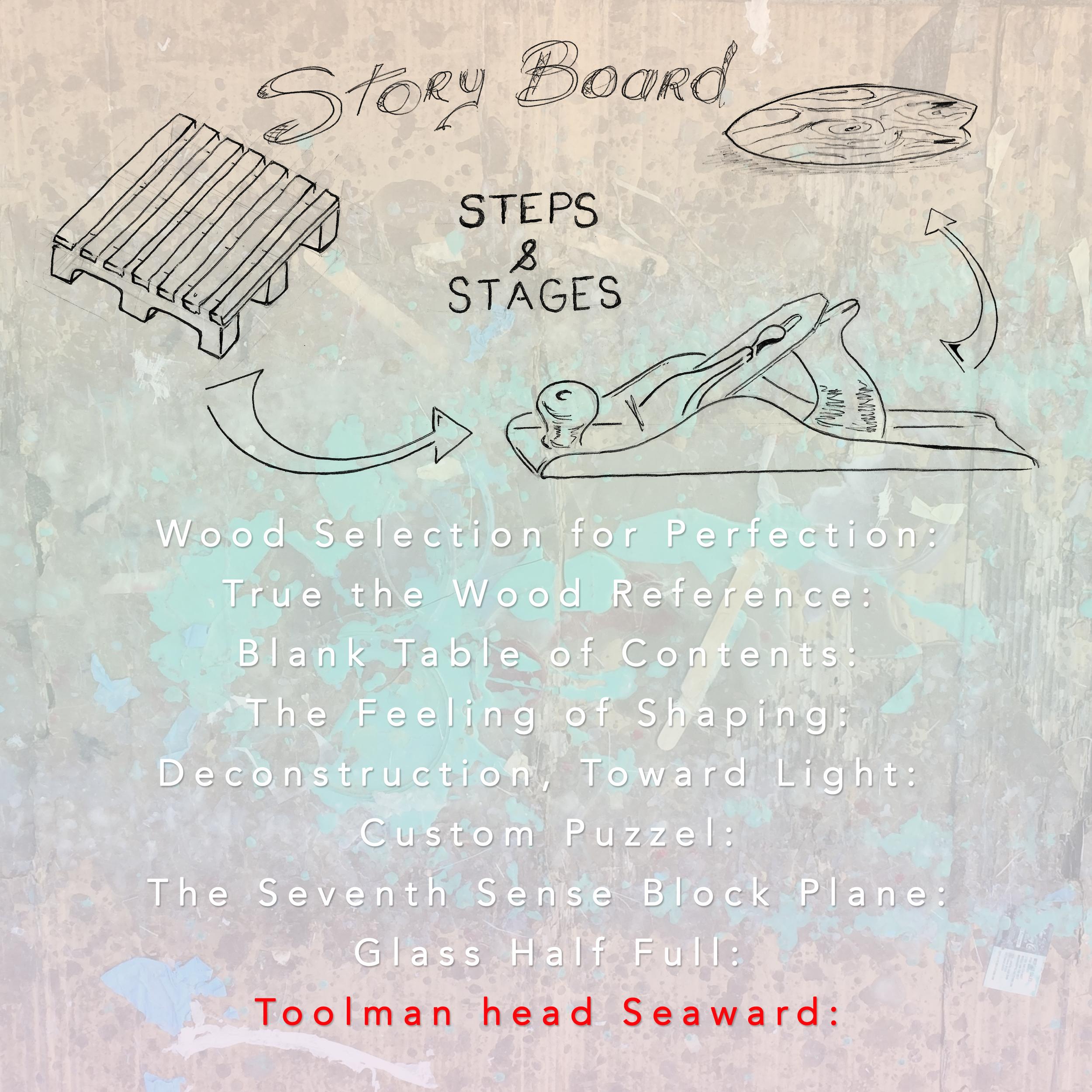 Toolman Head Seaward