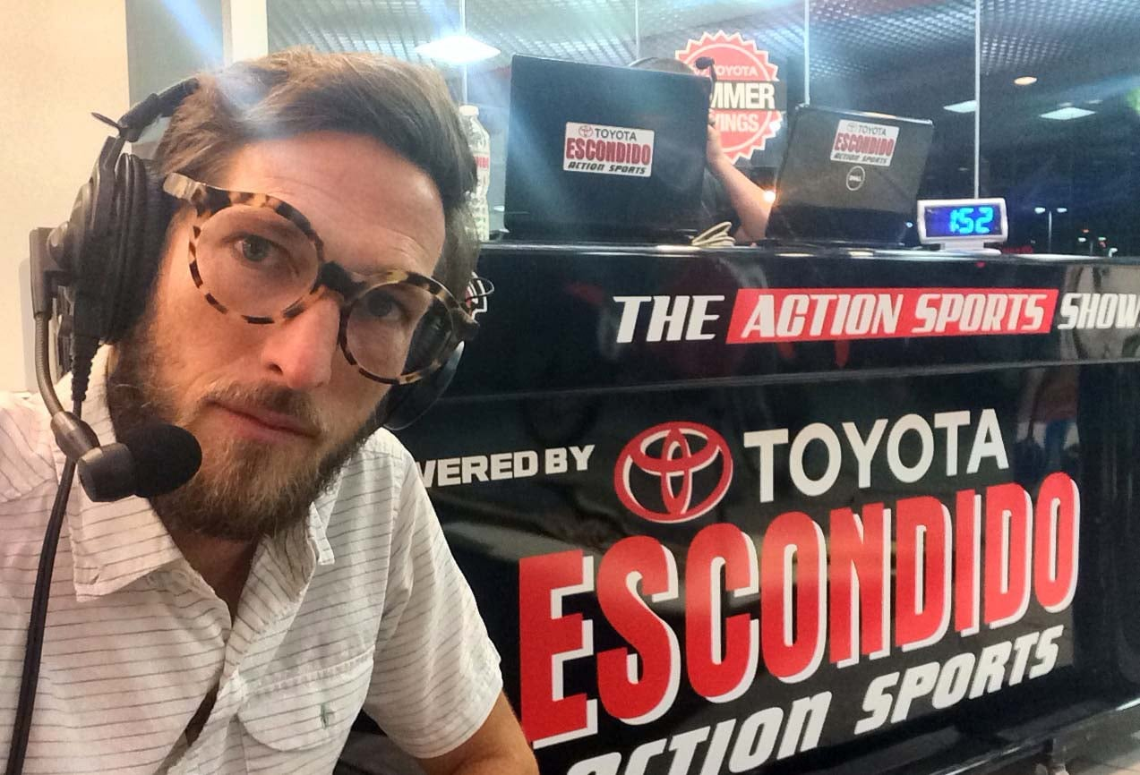 ESPN live presented by Toyota of Escondido
