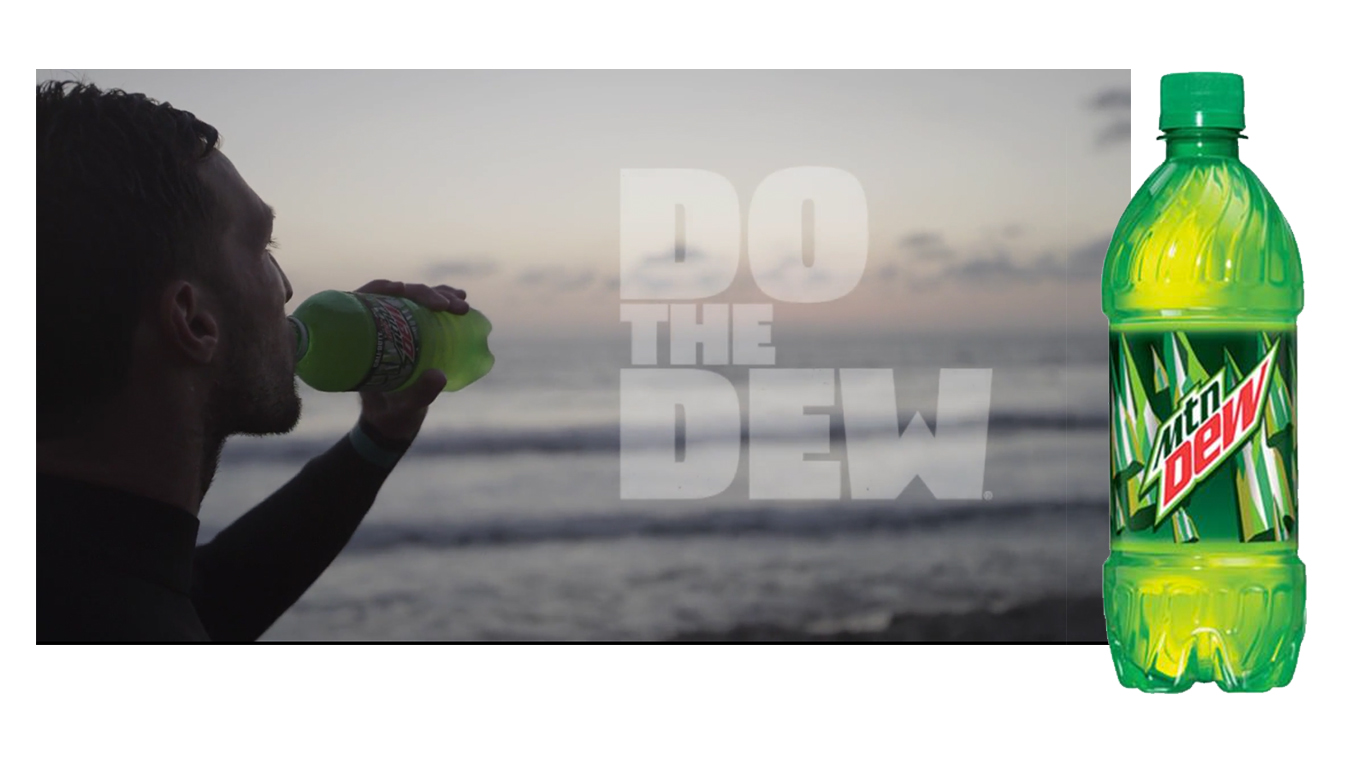 Mountain Dew Brink Do the Dew