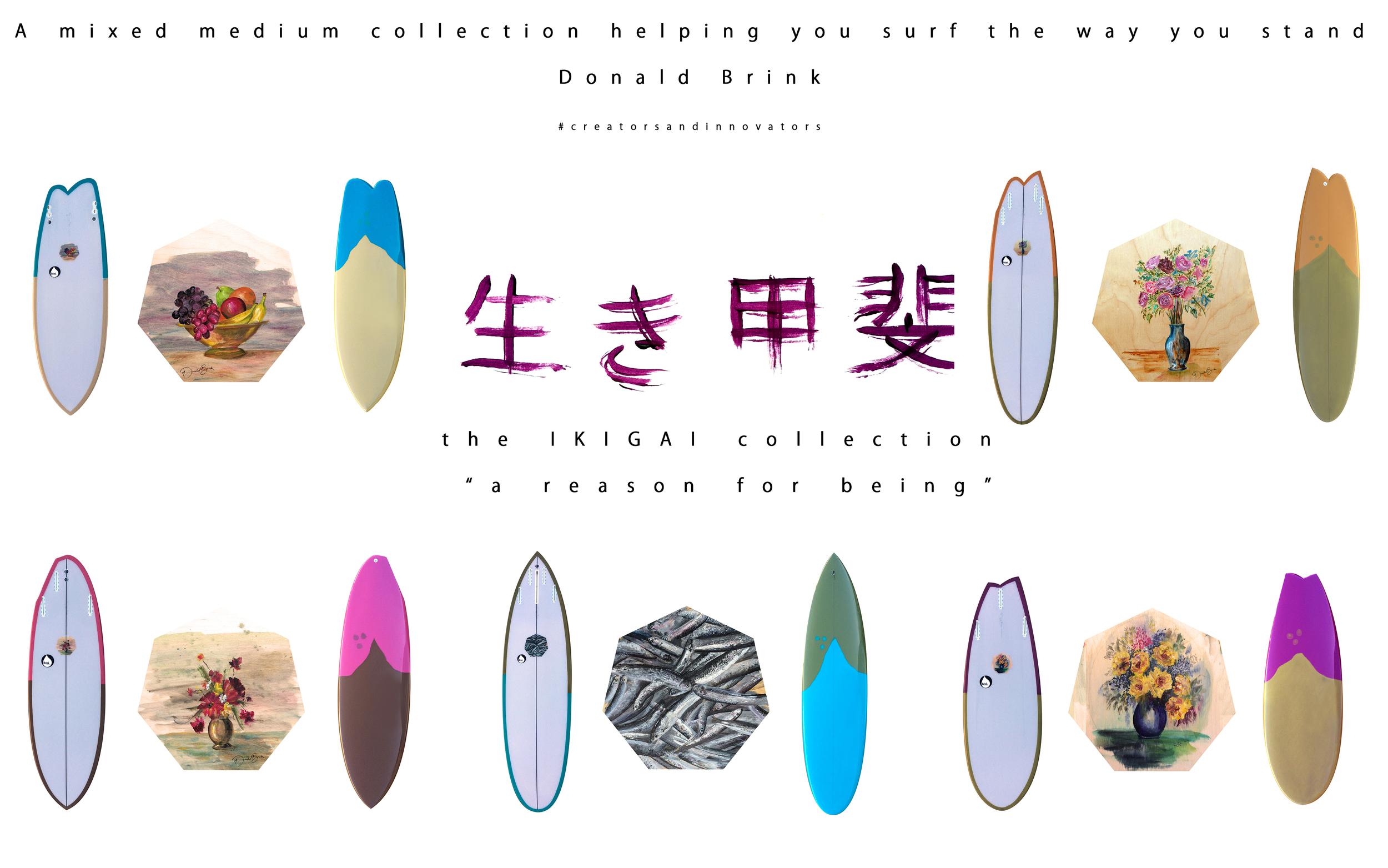 Japan order ikigai collection