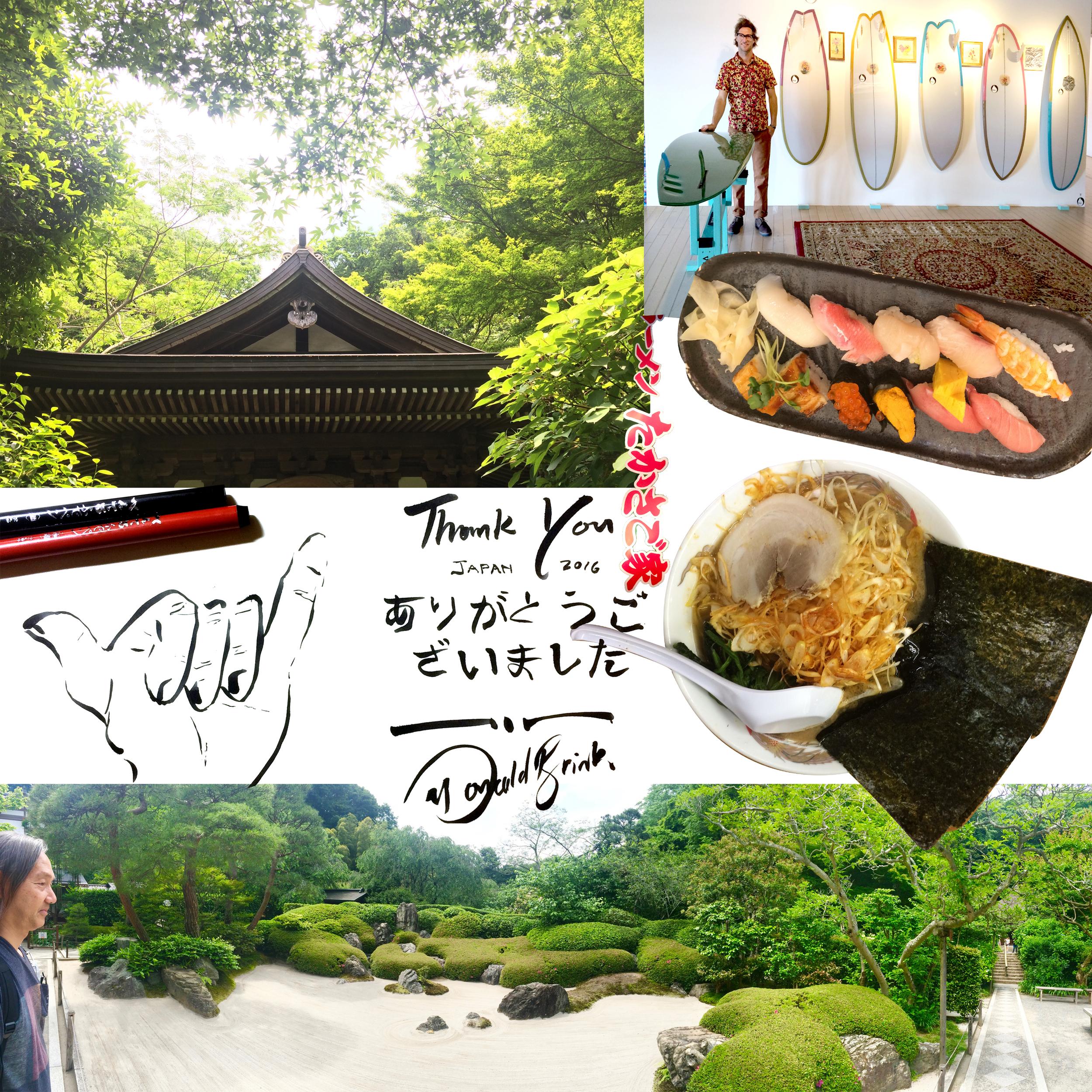 Japan Visit 2016 Brink