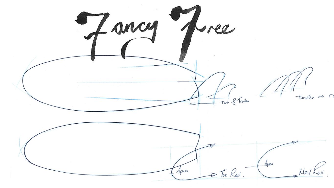 the Fancy Free