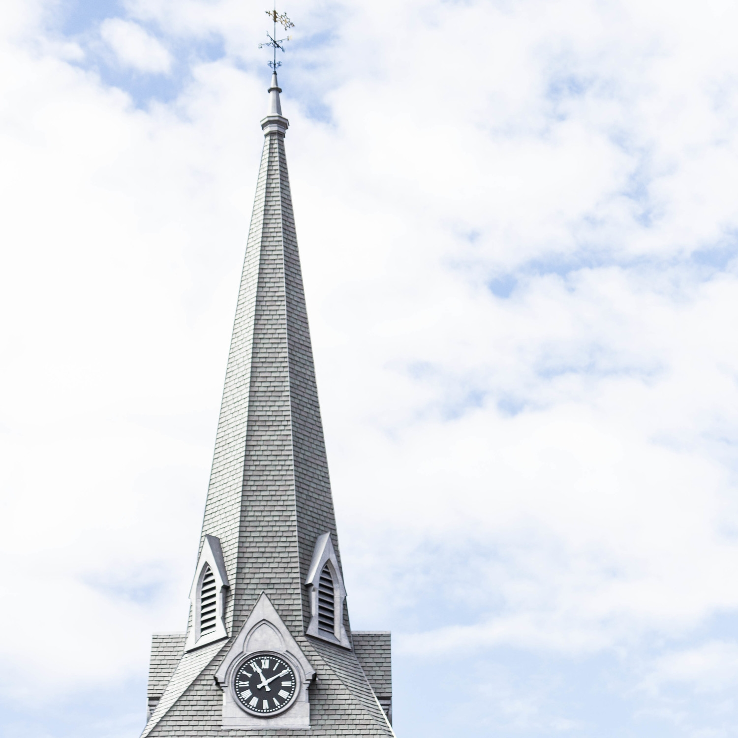 Steeple, Boston