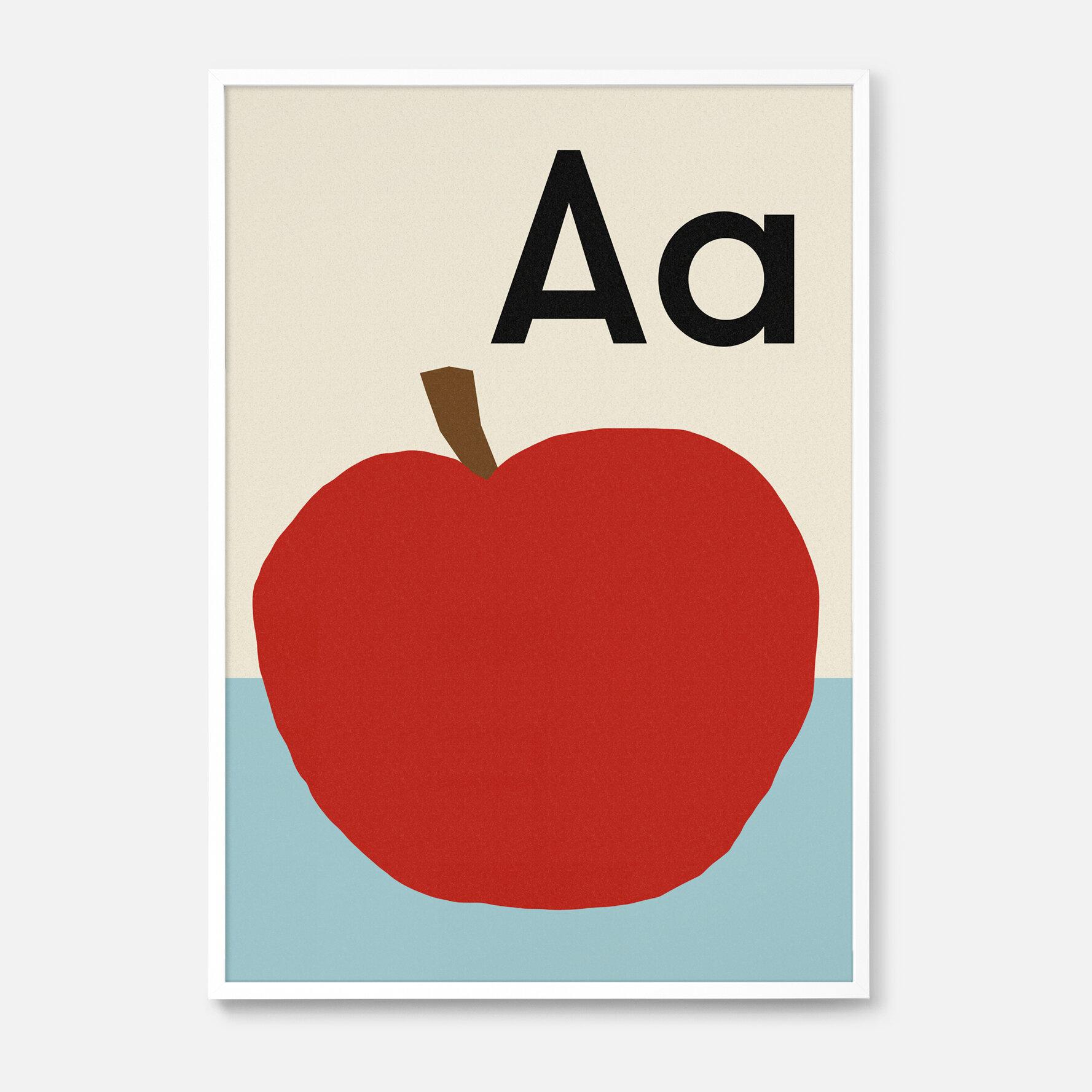 Heywow-alphabet-print-apple-framed.jpg