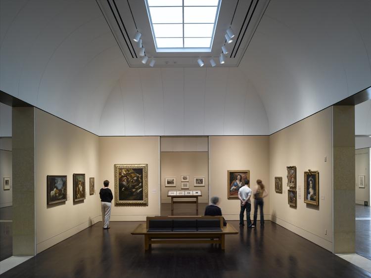 Jack S. Blanton Museum of Art, KMW Architecture  (prior to establishing Janco Designs)  Photo: Emery Photo