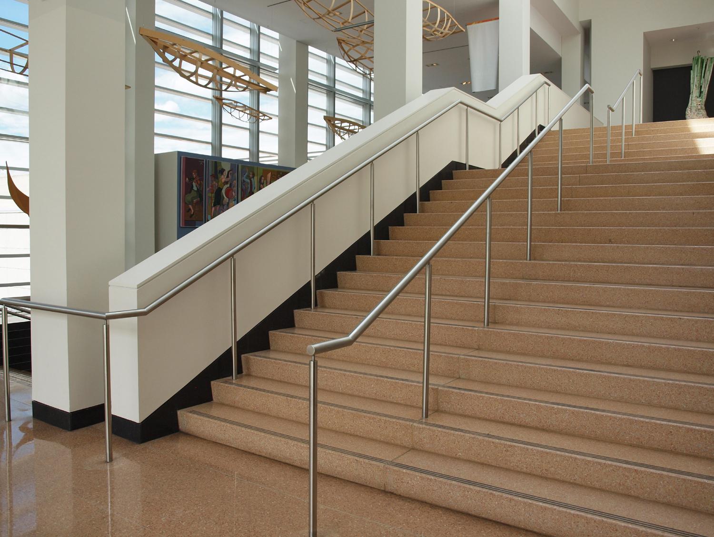 Colorado Springs Fine Arts Center, Tryba Architects  (prior to establishing Janco Designs)  Photo: Janco Designs