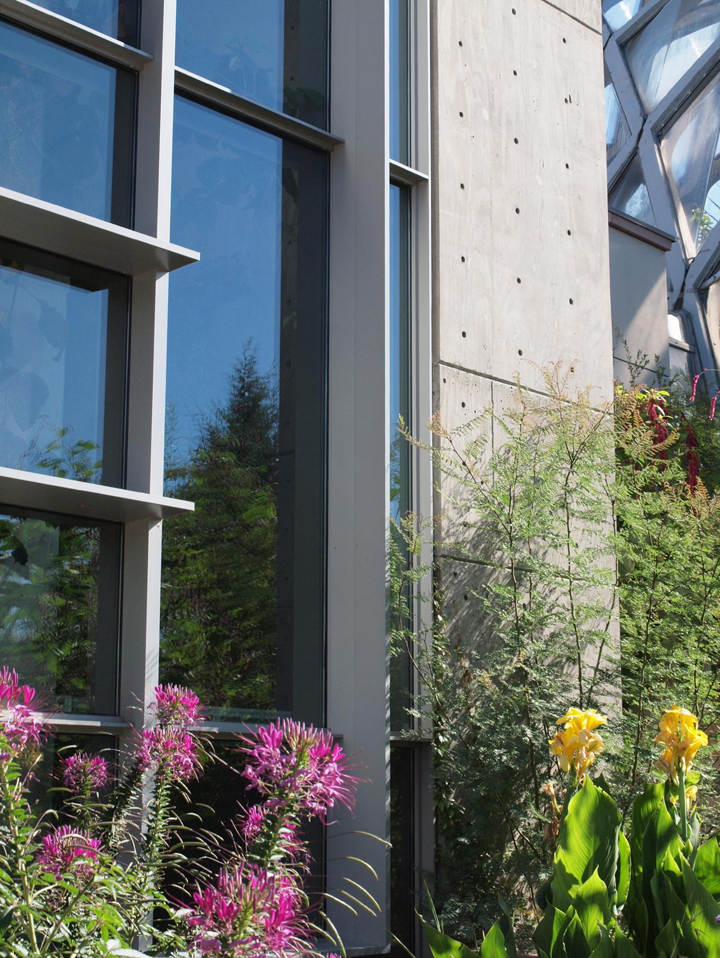 Denver Botanic Gardens, Tryba Architects  (prior to establishing Janco Designs)  Photo: Janco Designs
